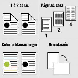 IMPRESIÓN Y FOTOCOPIAS